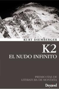 Libro K2 EL NUDO INFINITO