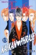 Libro KAIKAN PHRASE Nº 13