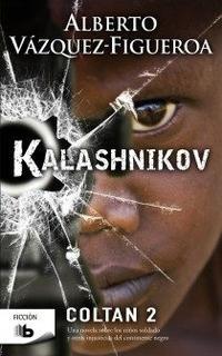 Libro KALASHNIKOV: COLTAN 2