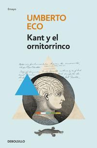 Libro KANT Y EL ORNITORRINCO