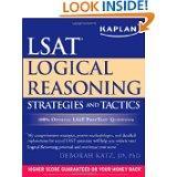 Libro KAPLAN LSAT LOGICAL REASONING STRATEGIES AND TACT