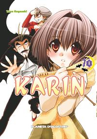 Libro KARIN Nº 10