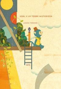 Libro KARL Y LA TORRE MISTERIOSA