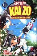Libro KATTENI KAIZO Nº 11: LAS GUARRADAS DE KAIZO