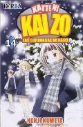 Libro KATTENI KAIZO Nº 14: LAS GUERRERAS DE KAIZO