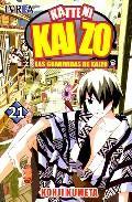 Libro KATTENI KAIZO Nº 21