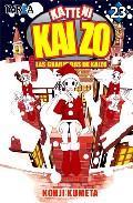 Libro KATTENI KAIZO Nº 23