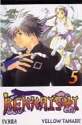Libro KEKKAISHI Nº 5