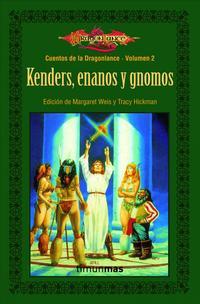Libro KENDERS, ENANOS Y GNOMOS