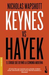 Libro KEYNES VS HAYEK