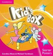 Libro KID S BOX STARTER POSTERS2ND EDITION