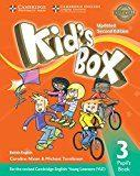 Libro KID S BOX3 PUPIL S BOOK
