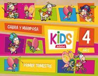 Libro KIDS 4 AÑOS 1º TRIMESTRE ED 2013