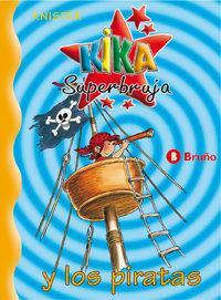 Libro KIKA SUPERBRUJA Y LOS PIRATAS