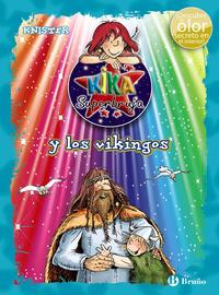 Libro KIKA SUPERBRUJA Y LOS VIKINGOS