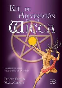 Libro KIT DE ADIVINACION DE LA WICCA
