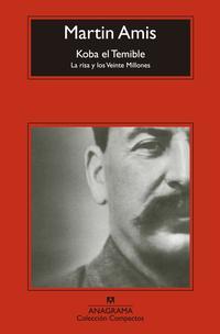 Libro KOBA EL TEMIBLE