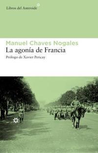 Libro LA AGONIA DE FRANCIA