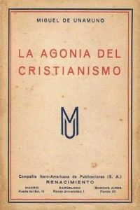 Libro LA AGONIA DEL CRISTIANISMO