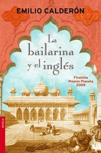 Libro LA BAILARINA Y EL INGLES
