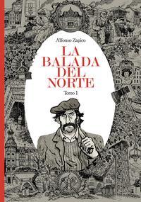 Libro LA BALADA DEL NORTE. TOMO 1