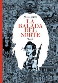 Libro LA BALADA DEL NORTE. TOMO 2