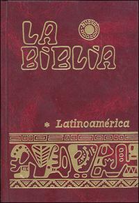 Libro LA BIBLIA LATINOAMERICANA