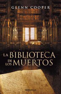 Libro LA BIBLIOTECA DE LOS MUERTOS