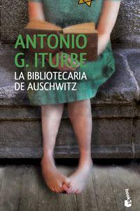 Libro LA BIBLIOTECARIA DE AUSCHWITZ