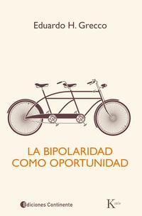 Libro LA BIPOLARIDAD COMO OPORTUNIDAD