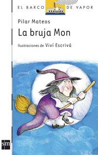 Libro LA BRUJA MON