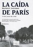 Libro LA CAIDA DE PARIS