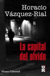 Libro LA CAPITAL DEL OLVIDO