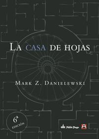 Libro LA CASA DE HOJAS