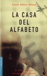 Libro LA CASA DEL ALFABETO