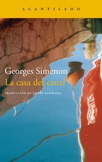 Libro LA CASA DEL CANAL