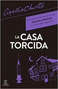 Libro LA CASA TORCIDA