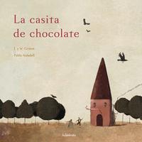 Libro LA CASITA DE CHOCOLATE