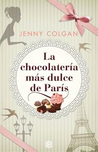 Libro LA CHOCOLATERÍA MÁS DULCE DE PARÍS