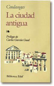 Libro LA CIUDAD ANTIGUA