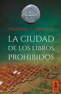 Libro LA CIUDAD DE LOS LIBROS PROHIBIDOS