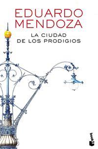 Libro LA CIUDAD DE LOS PRODIGIOS
