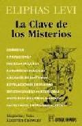 Libro LA CLAVE DE LOS MISTERIOS