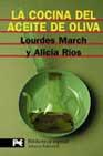 Libro LA COCINA DEL ACEITE DE OLIVA