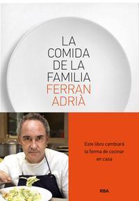 Libro LA COMIDA DE LA FAMILIA