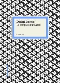 Libro LA COMPASION UNIVERSAL