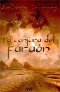 Libro LA CONJURA DEL FARAON