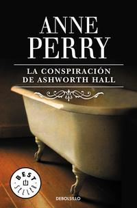 Libro LA CONSPIRACION DE ASHWORTH HALL