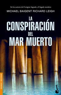 Libro LA CONSPIRACION DEL MAR MUERTO