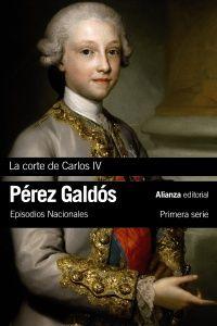 Libro LA CORTE DE CARLOS IV